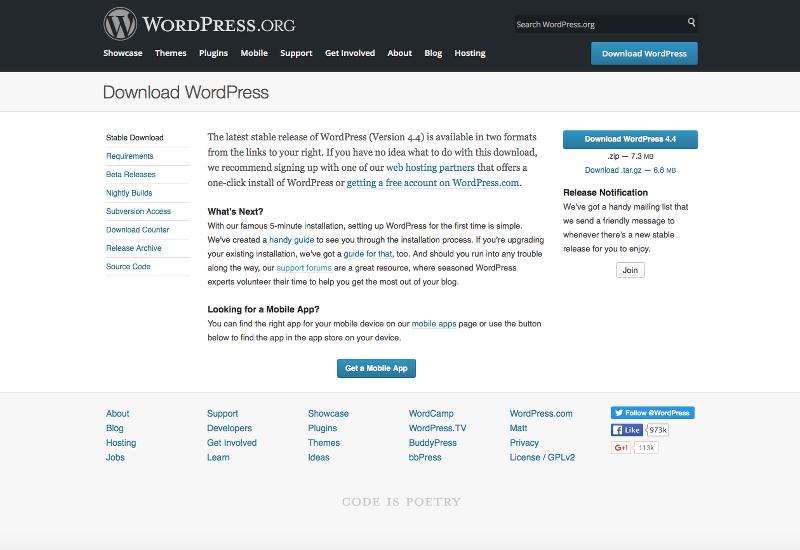 wordpress.org