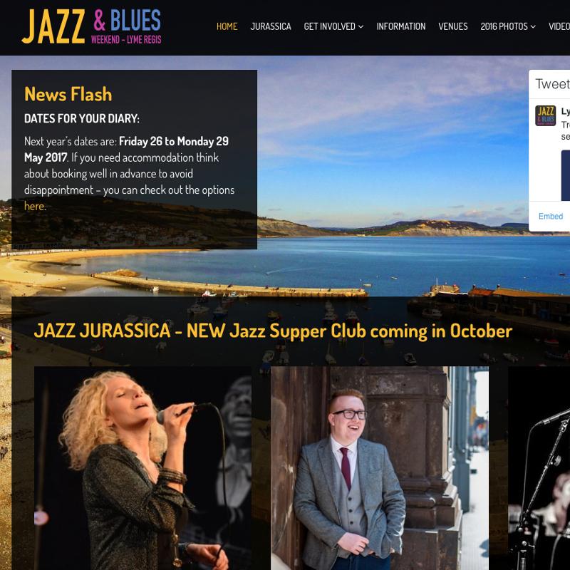 Lyme Regis Jazz