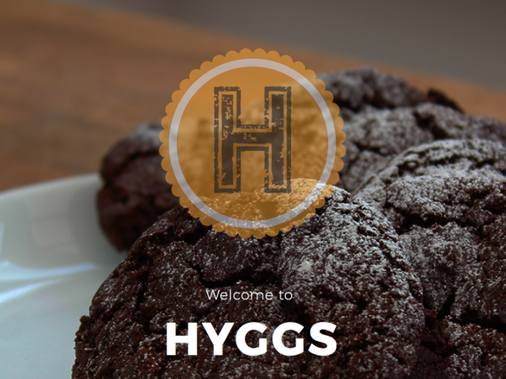 New WordPress Website for Hyggs of Lyme