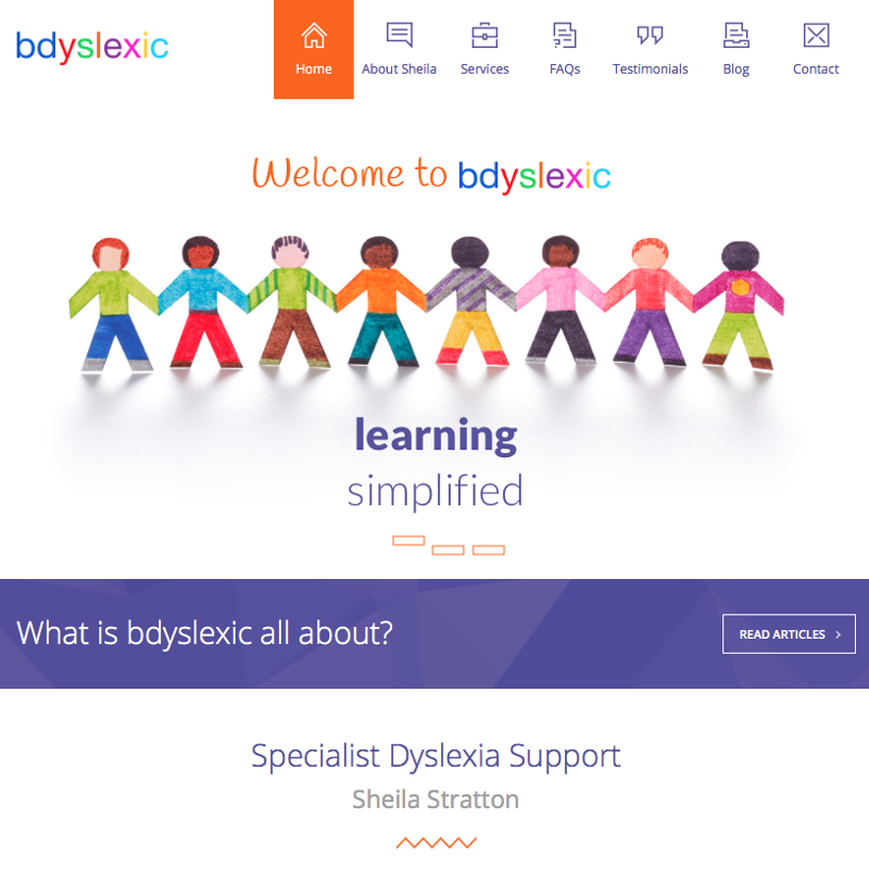 bdyslexic